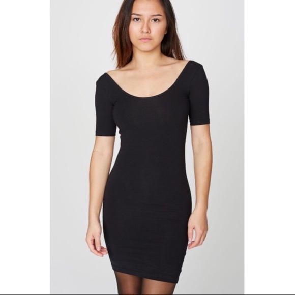 ca69e42e13c4 American Apparel Dresses & Skirts - SALE American Apparel Low Back Tight Bodycon  Dress